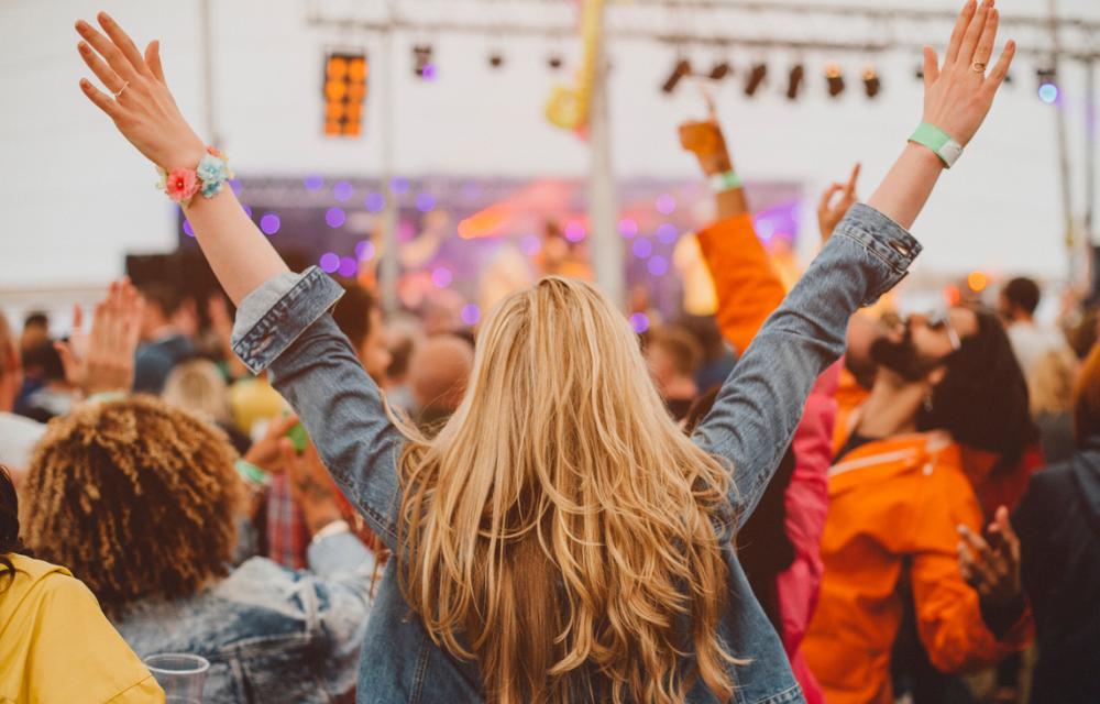 Eerste festival van 2021 is een feit!   Fieldlab experiment Biddinghuizen