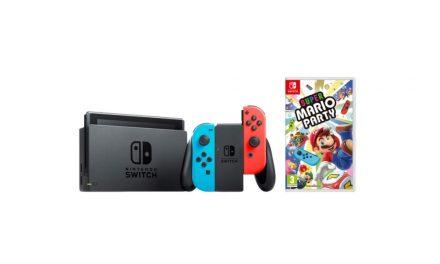 Nintendo Switch aanbieding met spel | Bundels & de BESTE deals