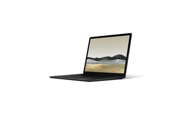 Microsoft Surface Laptop 3 13″ i7 – 16 GB – 512 GB Black | €550,- korting