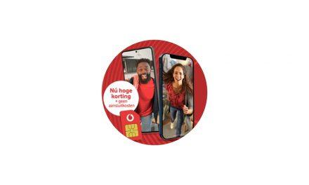 Vodafone Runners   Tot wel €421,- korting op o.a. iPhone & Samsung