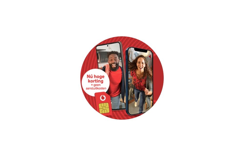 Vodafone Runners   Tot wel €433,- korting op o.a. iPhone & Samsung