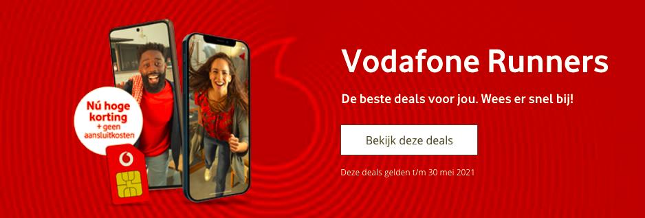 Vodafone Runners