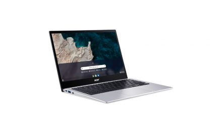 Acer Chromebook Spin 513 CP513-1H-S4MH aanbieding   Wel €80,- korting!