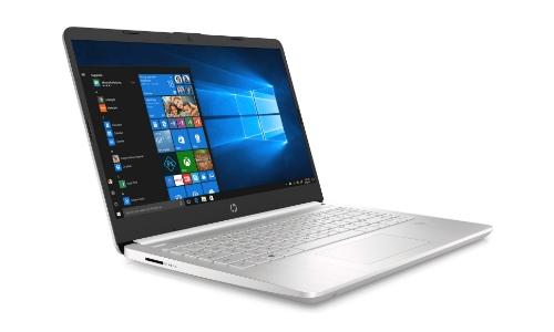 HP 14s-dq2950nd - Krachtige, compacte laptop voor school met een luxe design