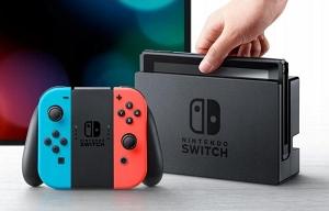 nintendo switch aanbieding