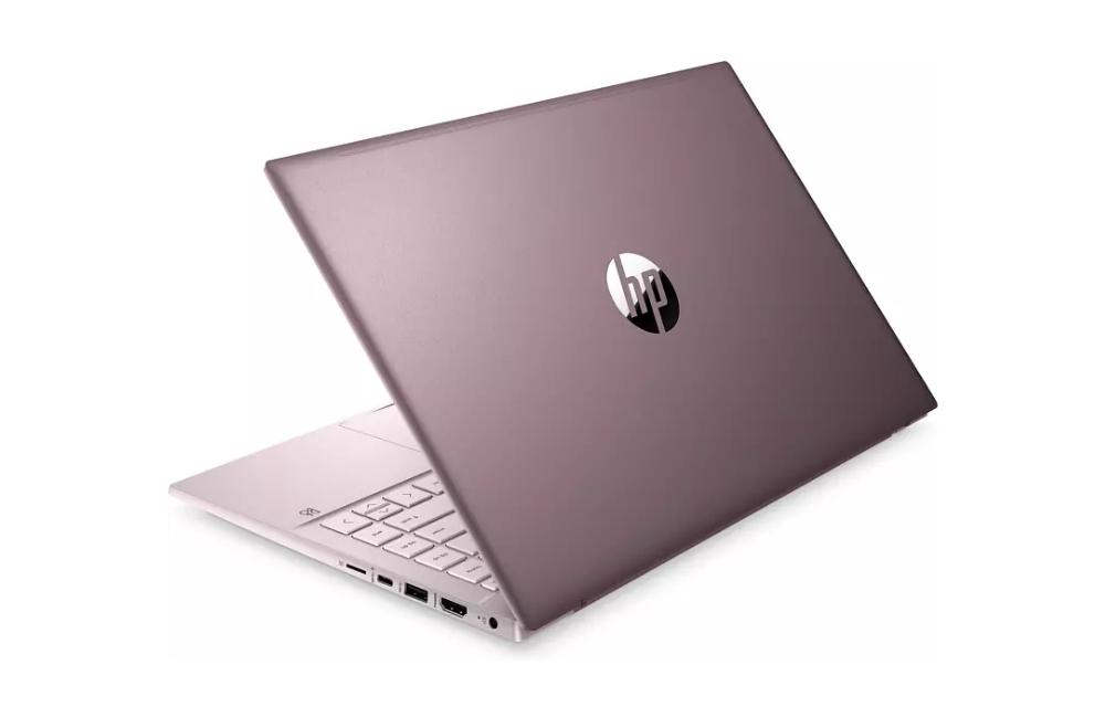 roze laptop
