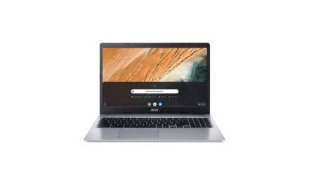 Acer Chromebook 315 CB315-3HT-C4Y8 aanbieding   Incl. 41% korting