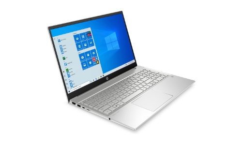 HP Pavilion 15-eh0947nd - plek 3 in de top 10 beste laptop voor studenten