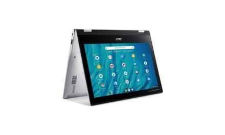 Acer Chromebook Spin 311 CP311-3H-K72P aanbieding | €90,- korting