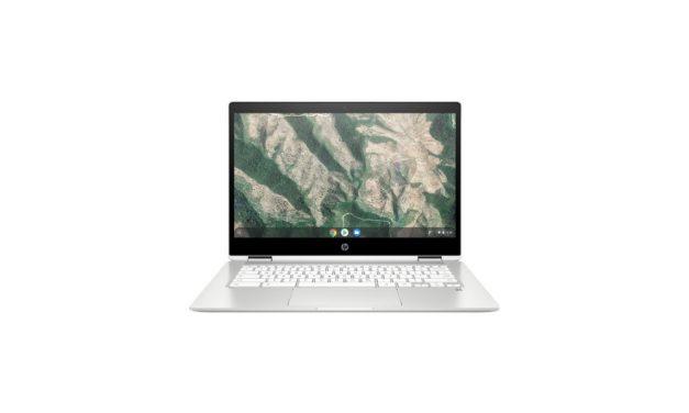 HP Chromebook x360 14b-ca0550nd aanbieding | Incl. €60,- korting
