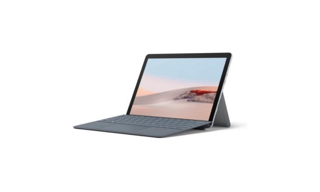 Microsoft Surface Go 2 Intel Pentium Gold aanbieding   €110,- korting