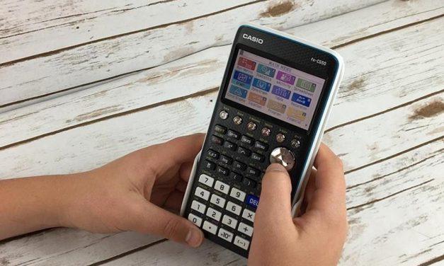 Grafische rekenmachine Casio FX CG50 aanbieding | Hier het voordeligst