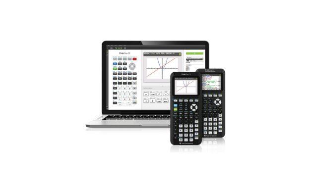 Grafische rekenmachine TI 84 Plus CE-T aanbieding | Nu met 24% korting