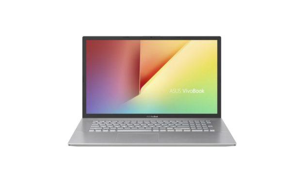 ASUS VivoBook 17 X712JA-BX163T aanbieding | Van €599,- voor €499,-