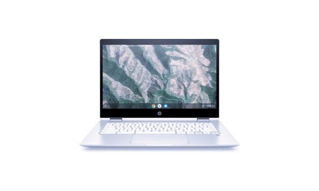 HP Chromebook x360 14a-ca0501nd aanbieding | Van €329,- voor €279,-