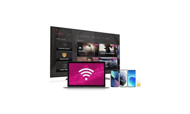GOGOGO deals T-Mobile 2021 | Korting op de iPhone 13 & gratis smart TV